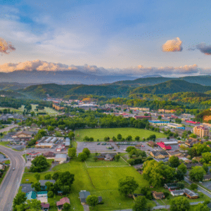 fourth of July pigeon forge