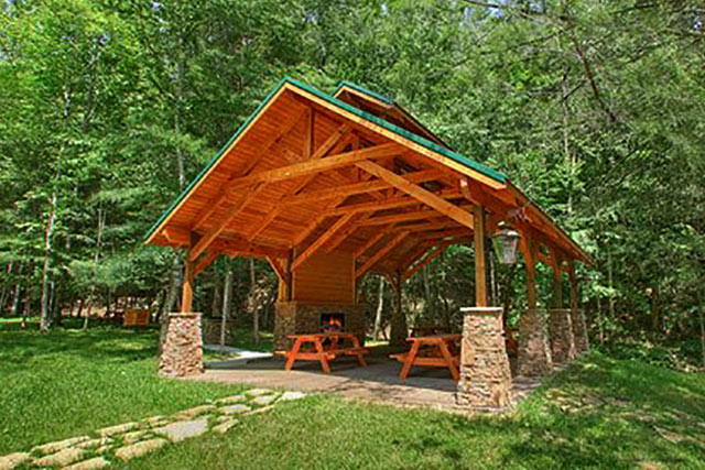 Parkside Resort Gazebo