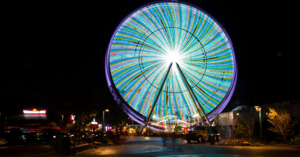 events ideas in pigeon forge