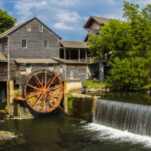 fall activities pigeon forge