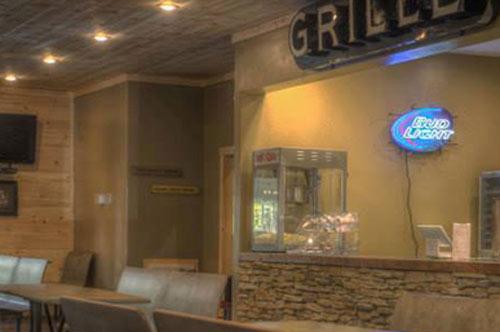 The Grille at Parkside Resort