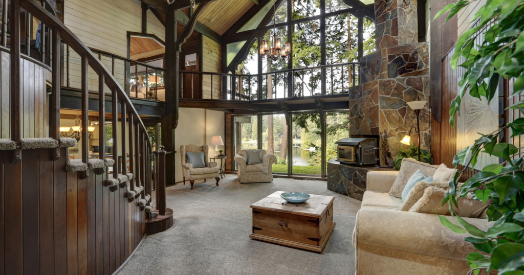 cabin getaway in the smoky mountains