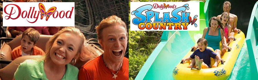 Splash Country - Dollywood Combo